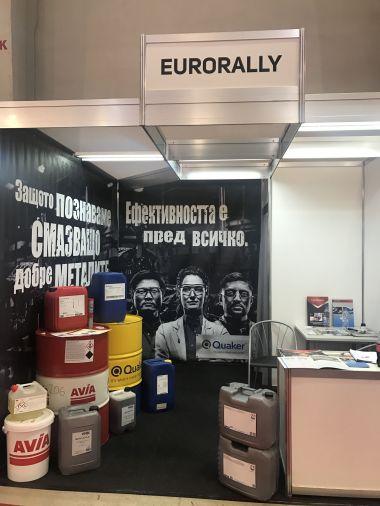 ЕВРОРАЛИ ЕООД взе участие в MACHTECH И INNOTECH 2018